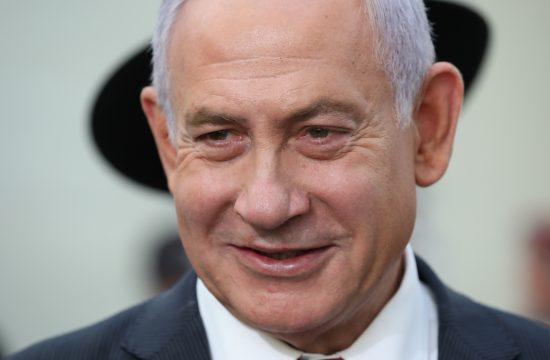 Benjamin Netanjahu Benjamin Netanyahu
