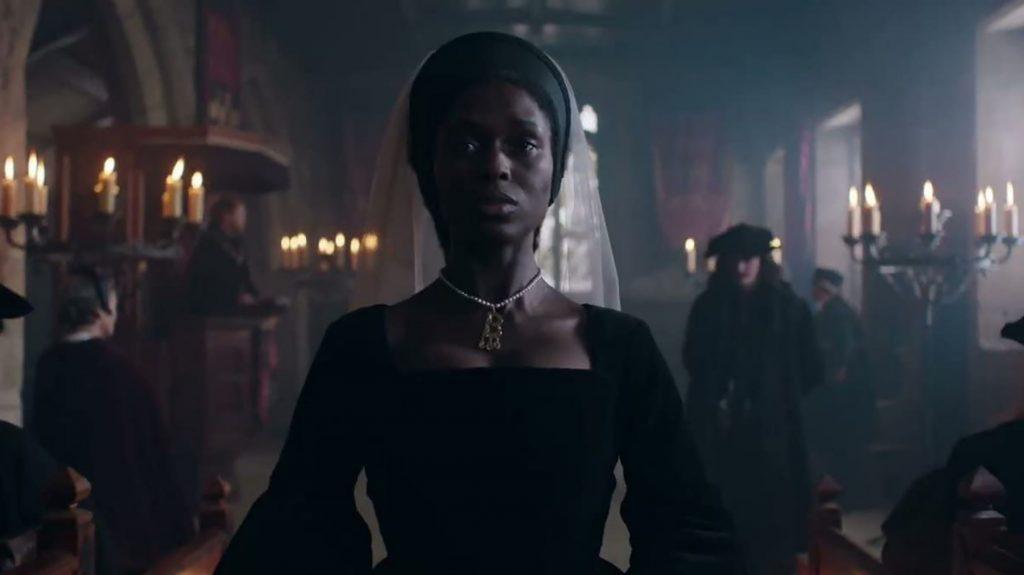Serija Anne Boleyn