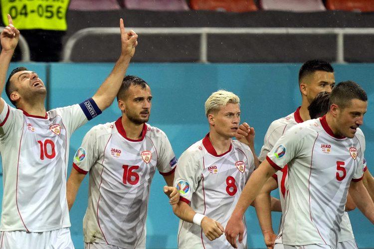 Fudbalska reprezentacija Severne Makedonije