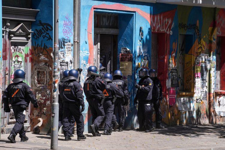 Nemacka Berlin policija