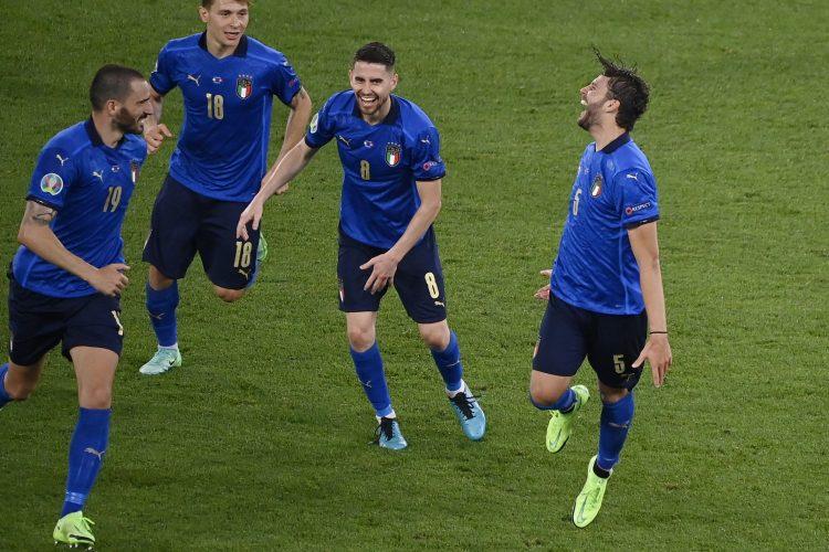 Manuel Lokateli Fudbalska reprezentacija Italije