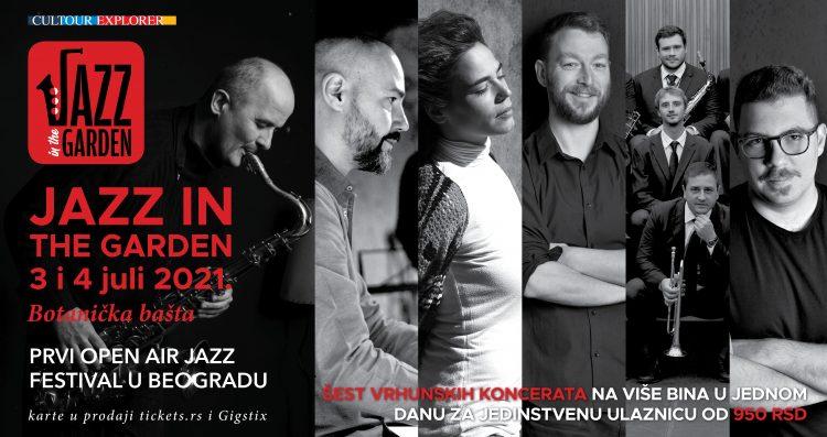 Jazz in the Garden, Jazz festival, Džez festival