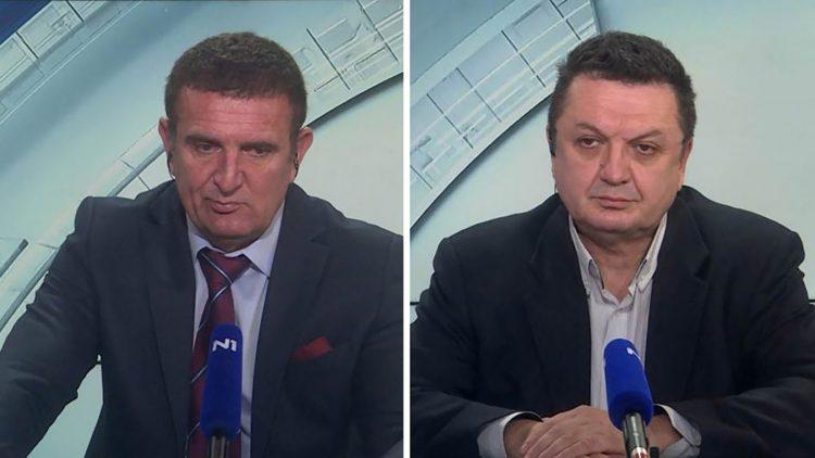 Dejan Žujović, Milanko Šekler
