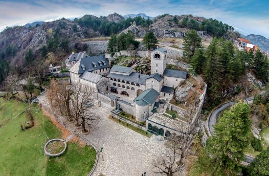 Cetinjski manastir, Manastir Cetinje