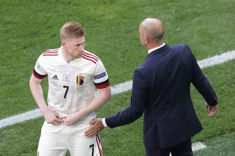 Kevin de Brujne, Fudbalska reprezentacija Belgije, Roberto Martinez