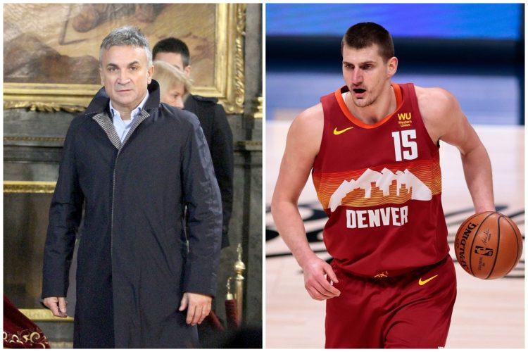 Srđan Đoković, Srdjan Djoković, Nikola Jokić