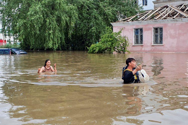 Krim, poplave, poplava