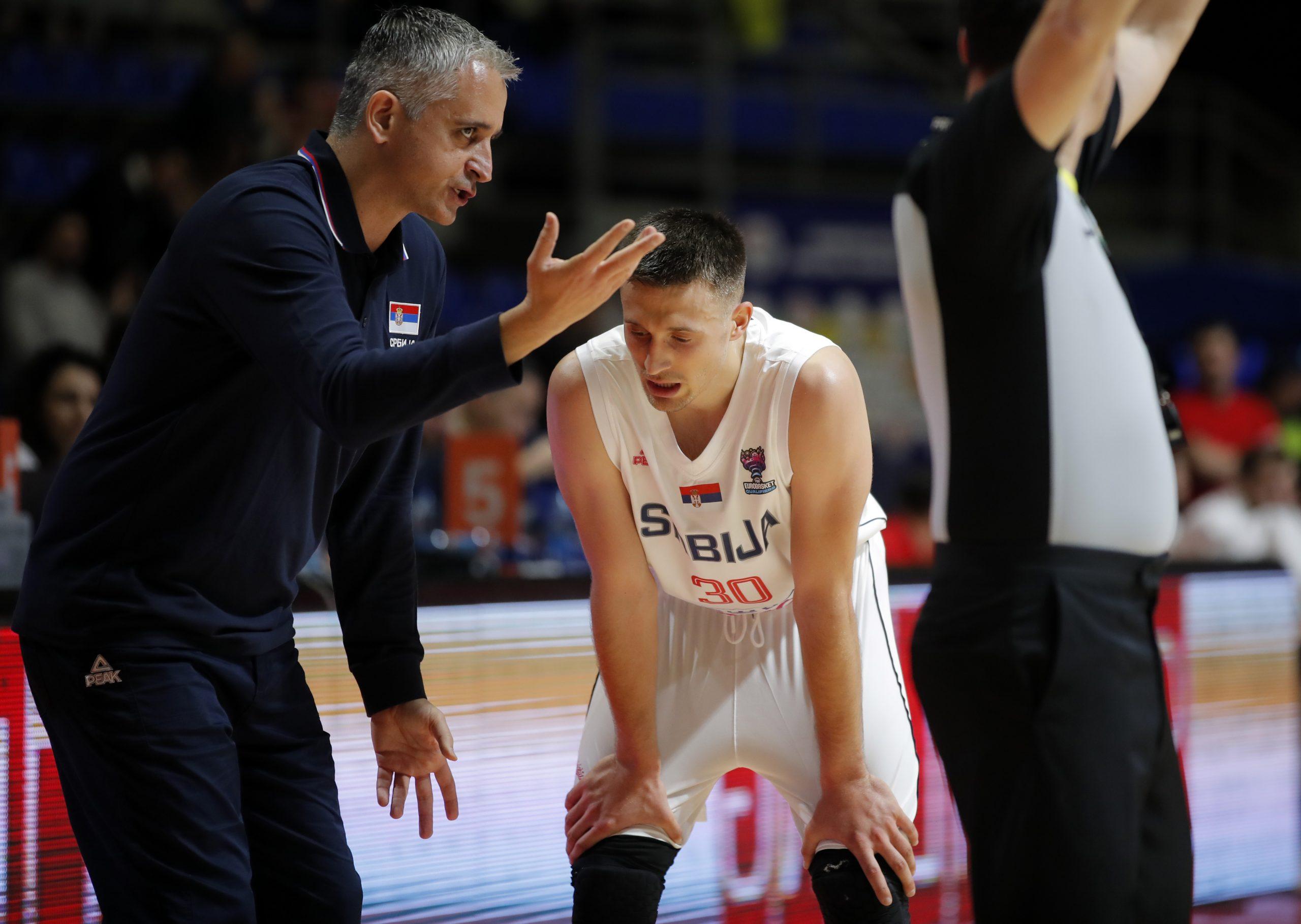 Košarkaška reprezentacija Srbije, Aleksa Avramović i Igor Kokoškov