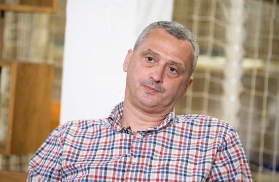 Dejan Radonjić, košarkaški trener, intervju
