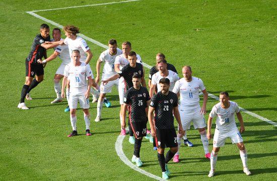 Fudbalska reprezentacija Hrvatske, Češke