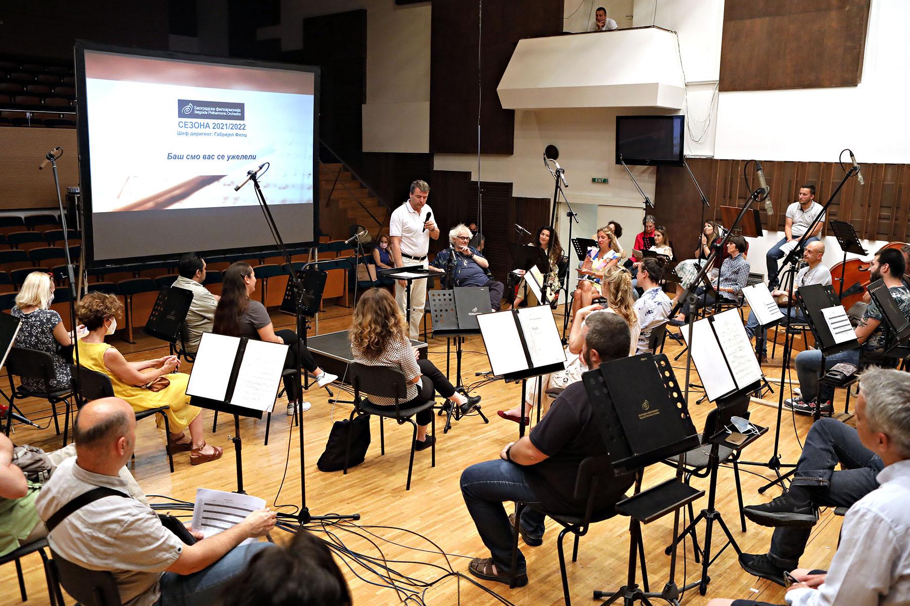 Nova filharmonijska sezona