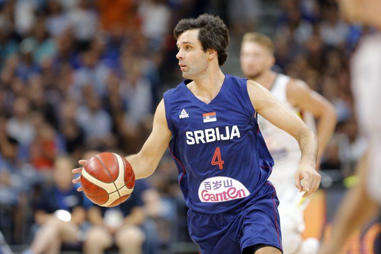 Miloš Teodosić, Košarkaška reprezentacija Srbije