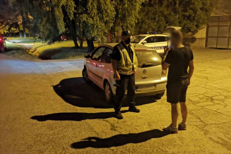 """Policijska akcija """"Alcohol and Drugs Marathon"""", test droga policija"""