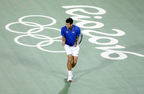 Novak Đoković, Olimpijske igre 2016 Rio de Žaneiro