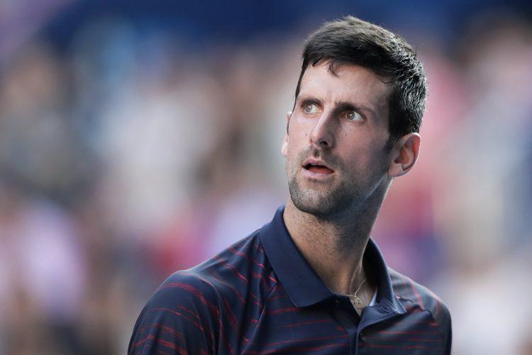 Novak Đoković ATP Tokio 2019