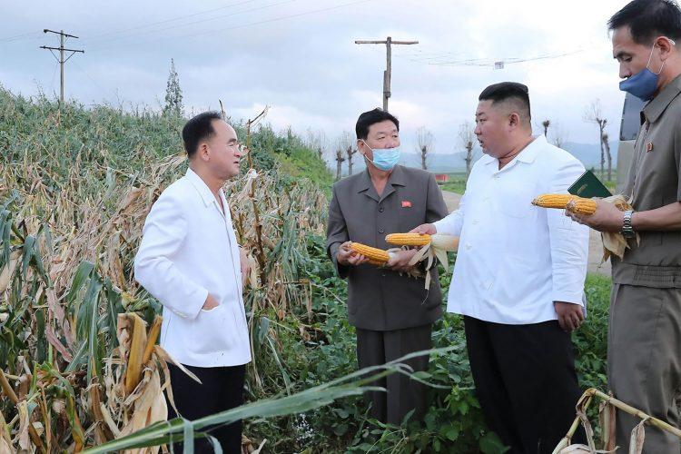 Severna Koreja Kim Dzon Un