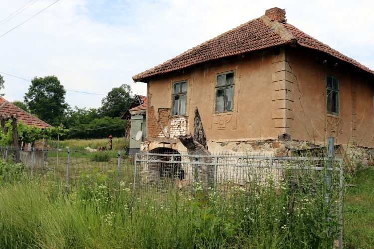 Selo Topola kod Jagodine