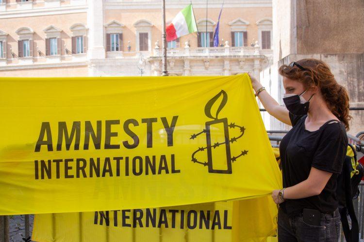 Amnesty International, Amnesti internešnl