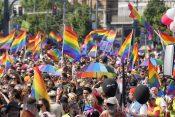 Poland, Warsaw, Poljska, Varšava, LGBT, parada