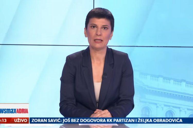 Žana Bulajić, emisija Pregled dana