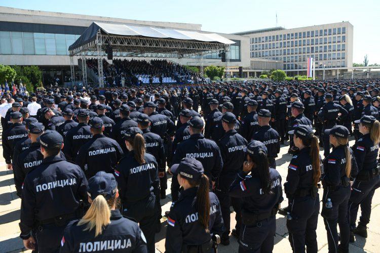 Dan policije i Dan Ministarstva unutrasnjih poslova