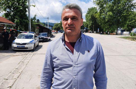 Milun Todorovic gradonacelnik Cacka