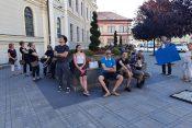 Čačak, Proteste, fabrika Sloboda, Čačanska Gradska uprava