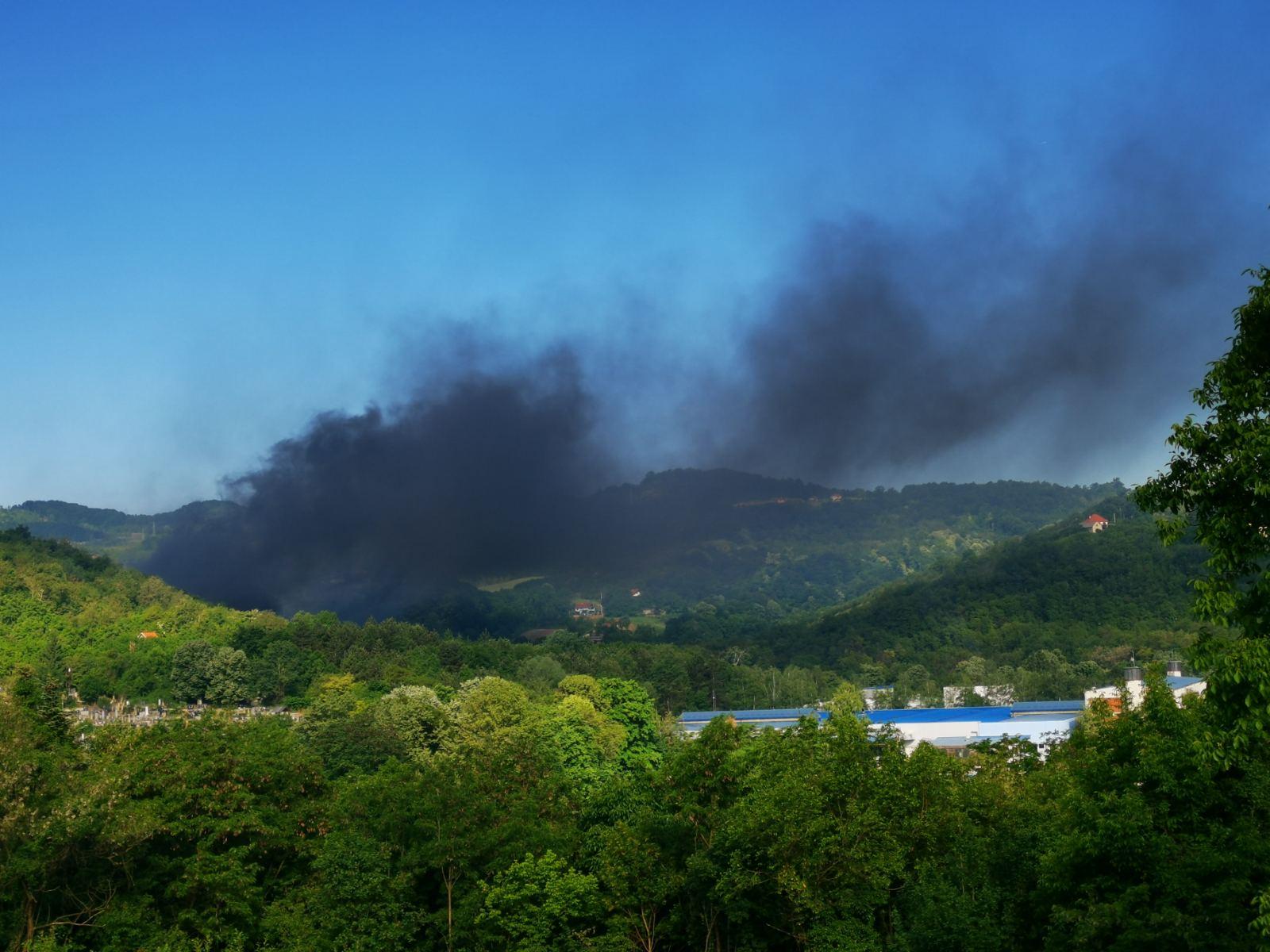 Fabrika Sloboda Čačak, dim