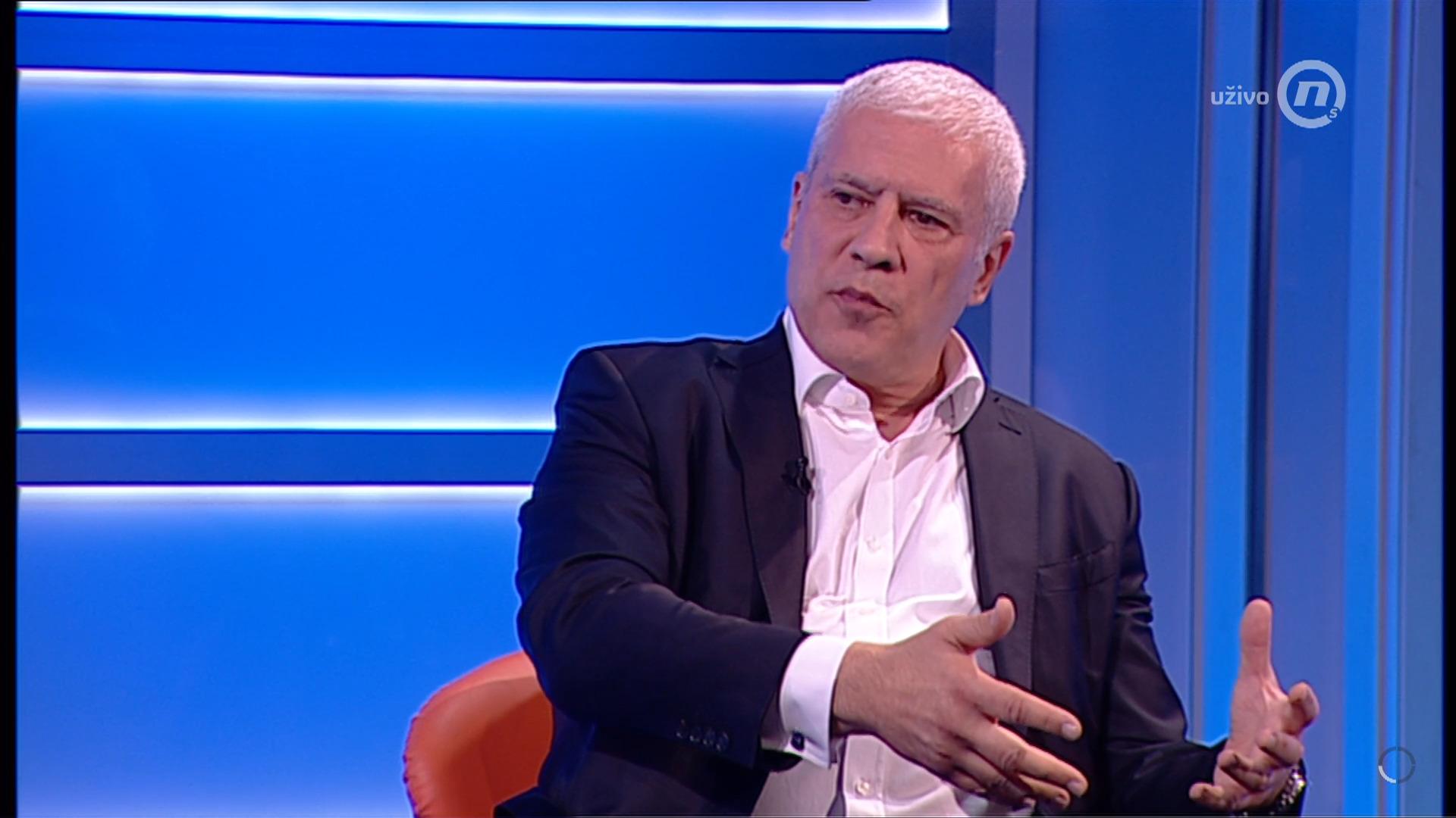Boris Tadić, emisija Utisak nedelje