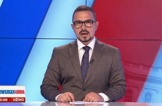 Željko Veljković, emisija Pregled dana