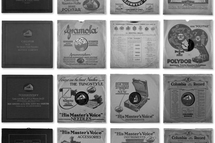 Kolekcija gramofonskih ploca Pavla Beljanskog Muzicki intermeco Spomen zbirka Pavla Beljanskog