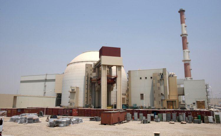 Iranska nuklearna elektrana Iran