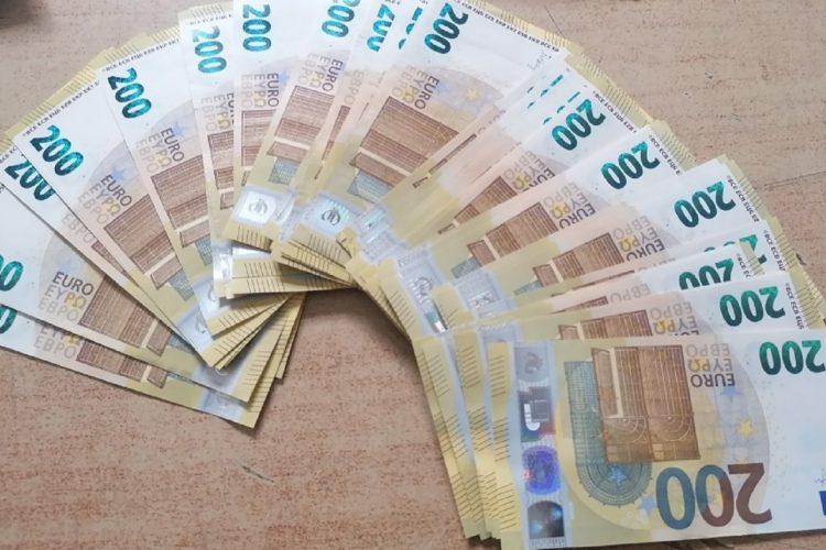 Neprijavljene devize novac pare evro euro