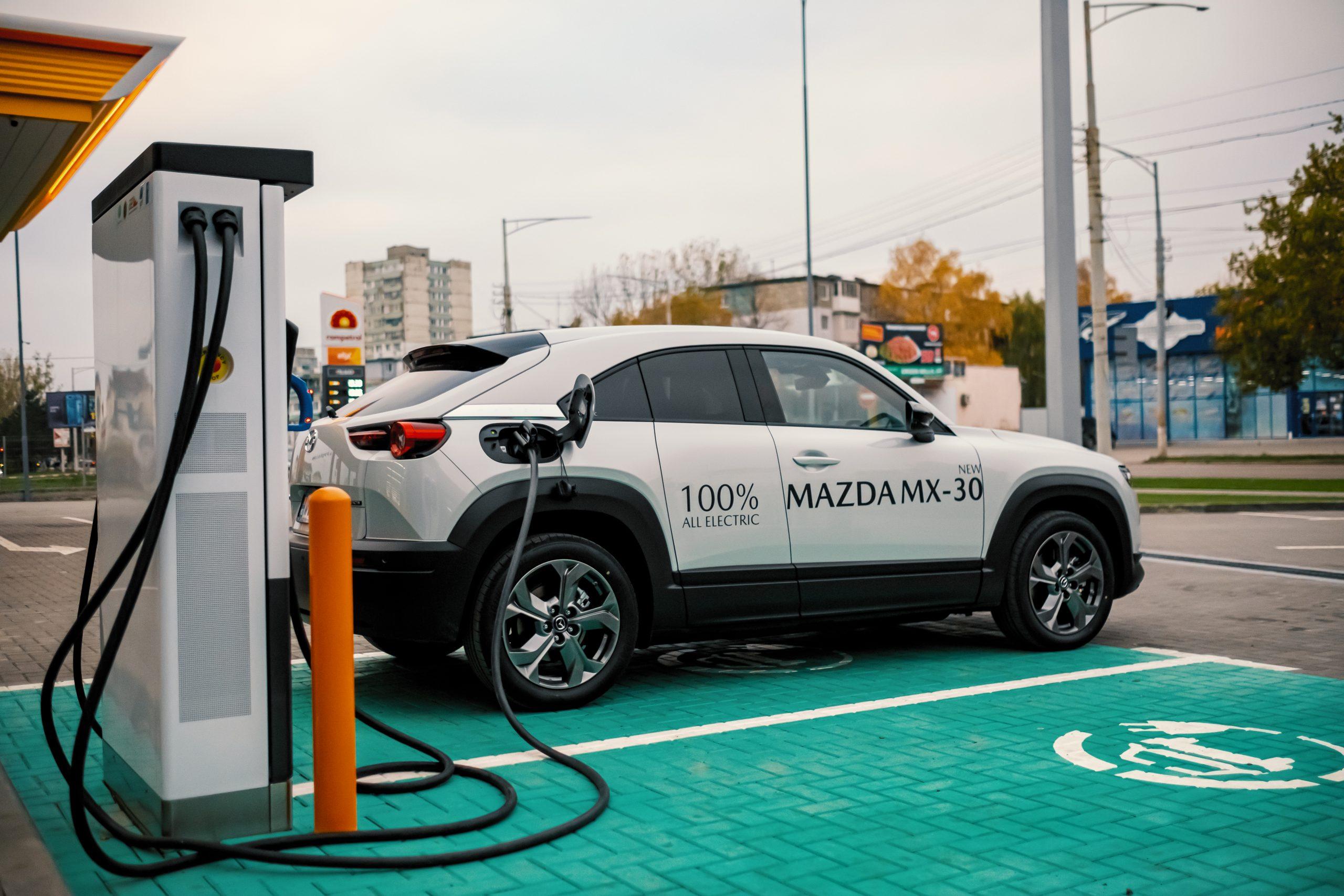 mx-30, električni automobil: