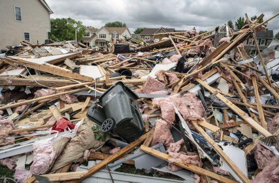 Čikago tornado