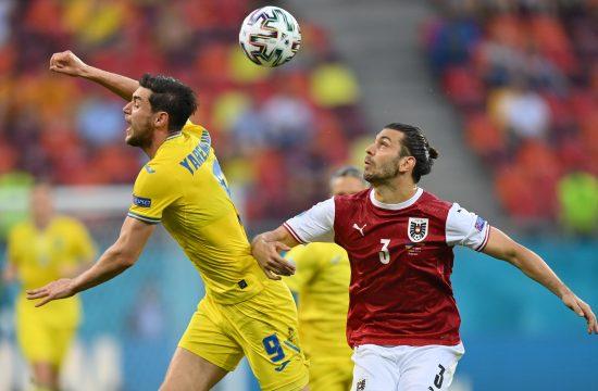 Aleksandar Dragović treći po broju mečeva za Austriju