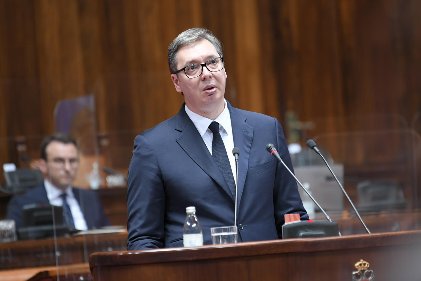 Aleksandar Vučić, Skupština Srbije