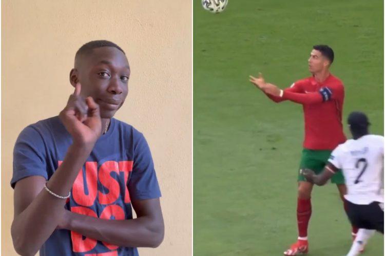 Kabi Lam i Kristijano Ronaldo