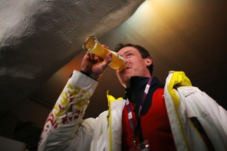 Olimpijske igre pivo alkohol