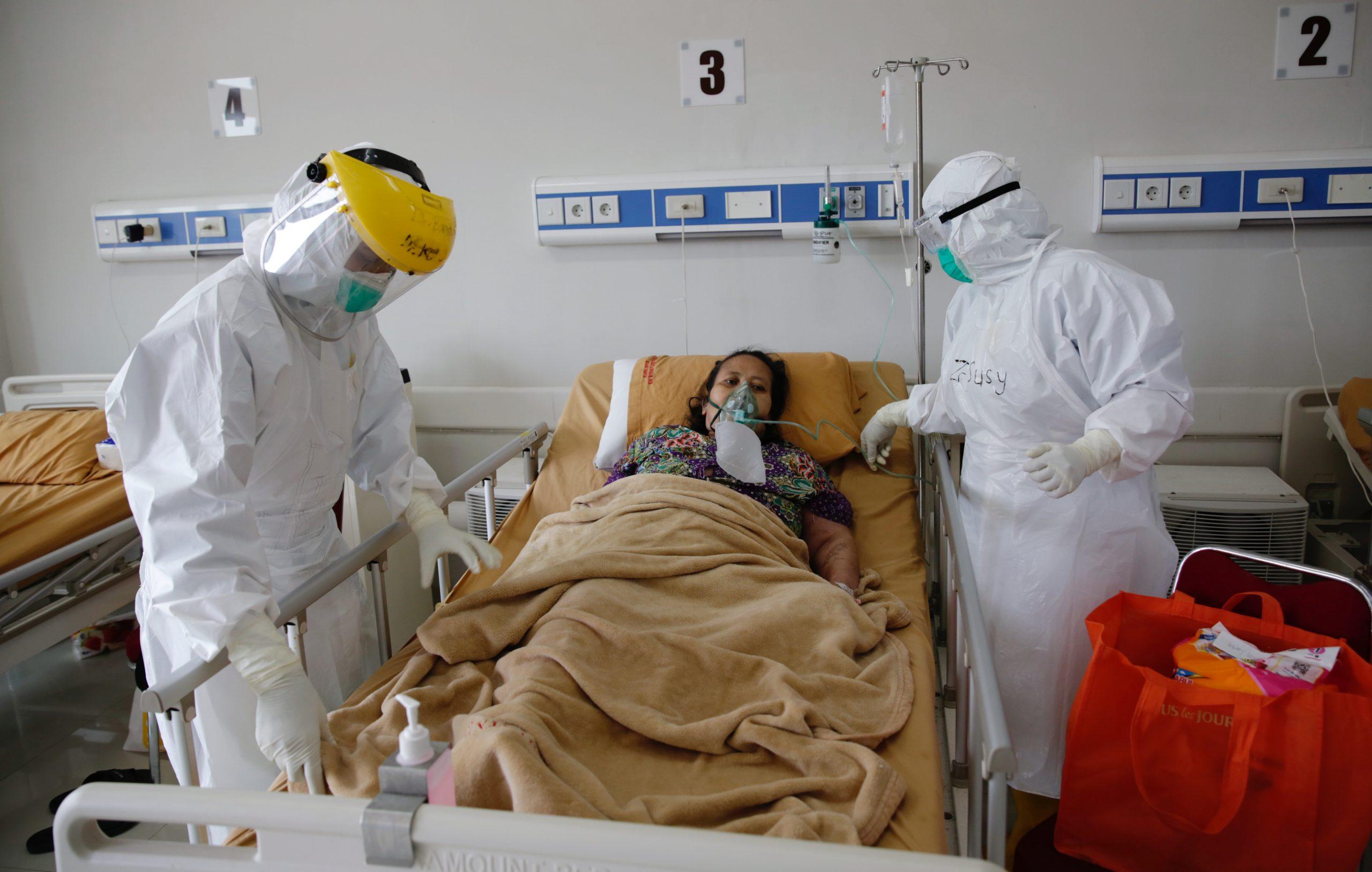 Indonezija, koronavirus