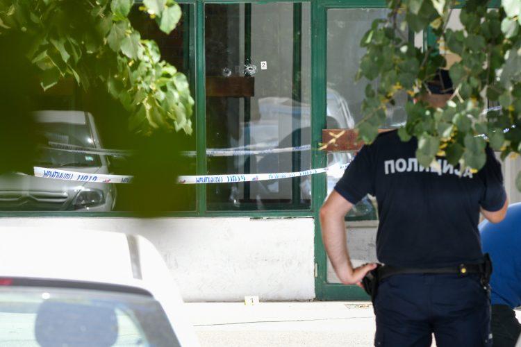 Novi Sad 23.06.2021. Pucnjava, policija, uviđaj, uvidjaj