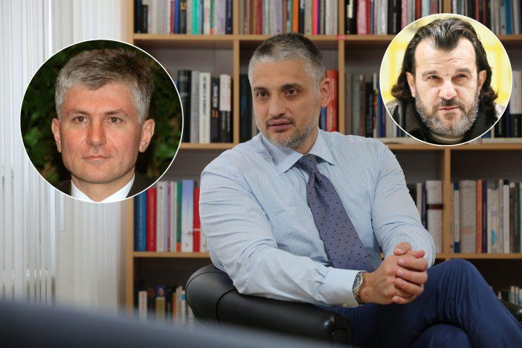 Čedomir Jovanović, Zoran Đinđić, Zoran Djindjić, Aca Lukas