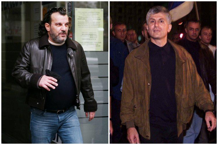 Aca Lukas, Zoran Đinđić, Zoran Djindjić