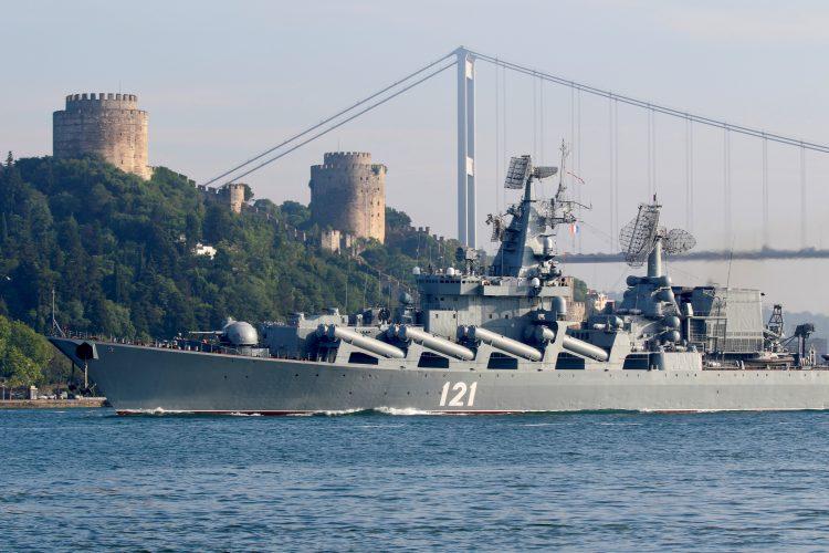 Rusija, brod