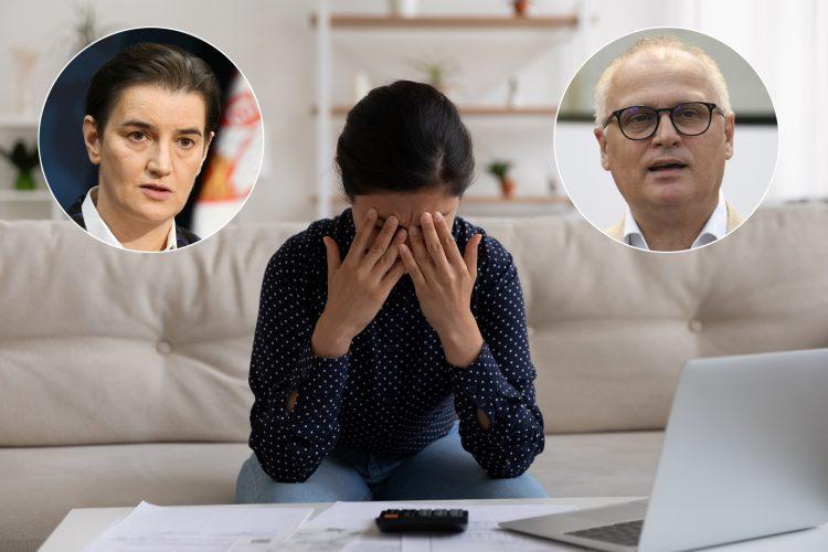 Računi, Ana Brnabić, Goran Vesić