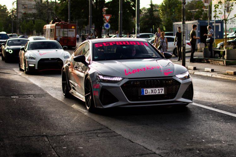 Lions Run, reli, Beograd, superautomobili,