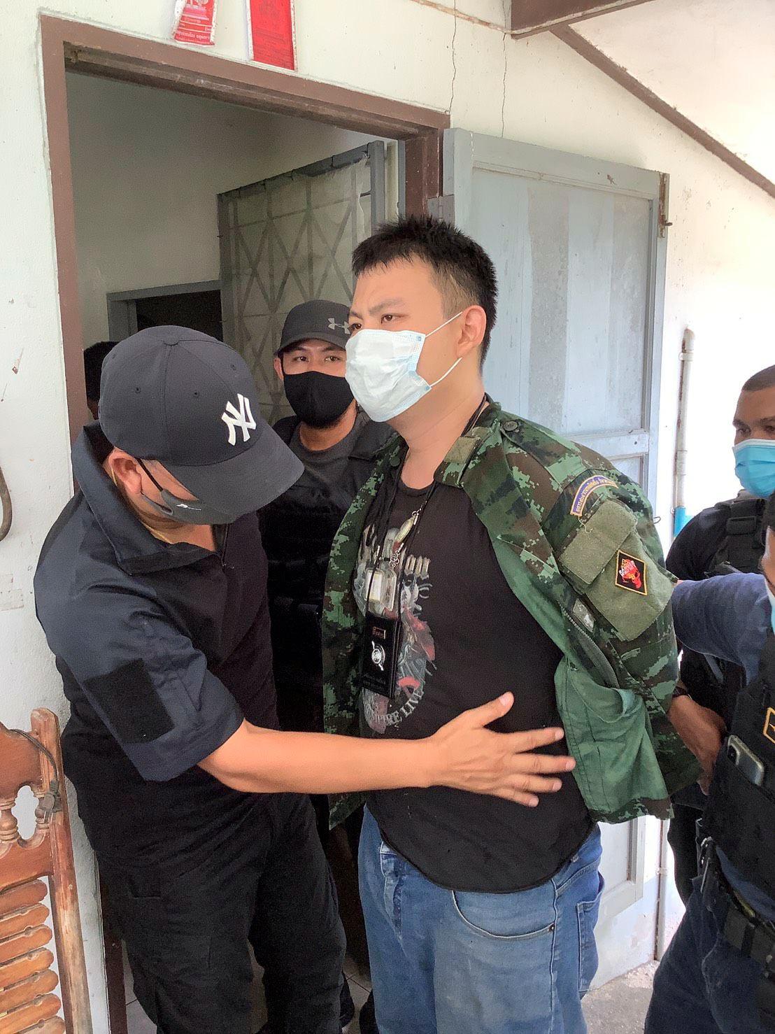 Tajland pucnjava