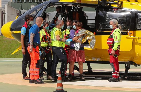 Nestali decak Nikole Tanturlija Italija spasavanje