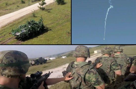 Bujanovac vojna vežba
