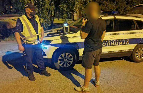 Policija kontrola saobracaja